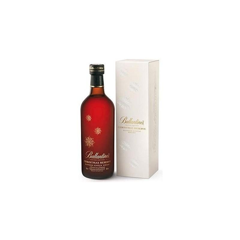 Whisky Ballantines Christmas Reserve 0,70cl. 40º