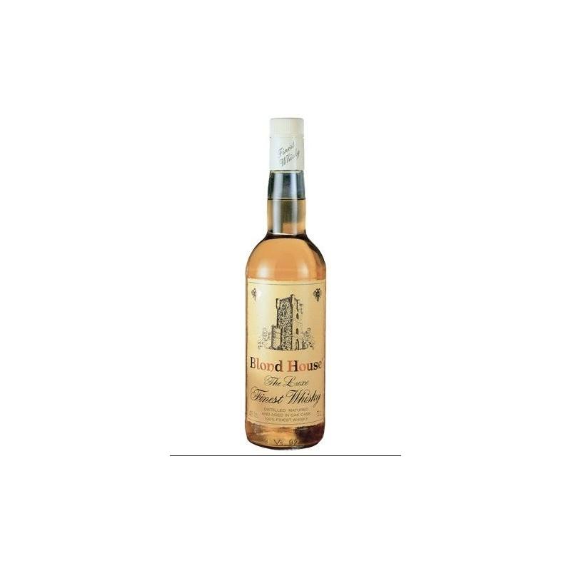 Whisky Blond House  40º  1 Lt.