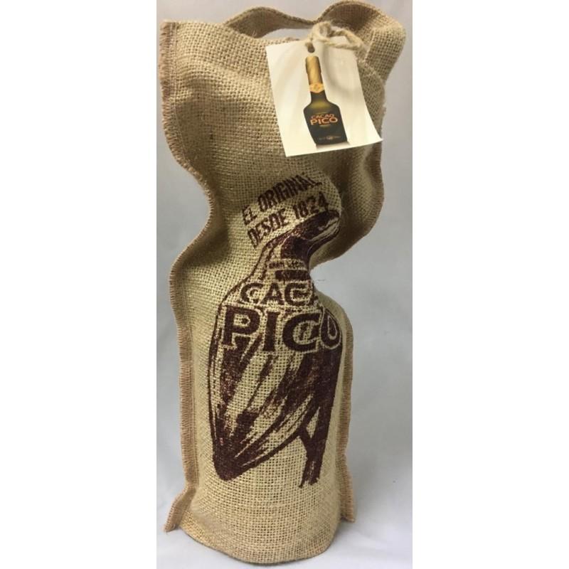 Licor Cacao Pico estuchada