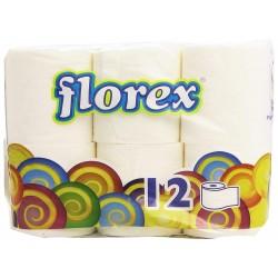 Papel higiénico Florex frente