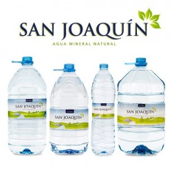 Agua san joaquin