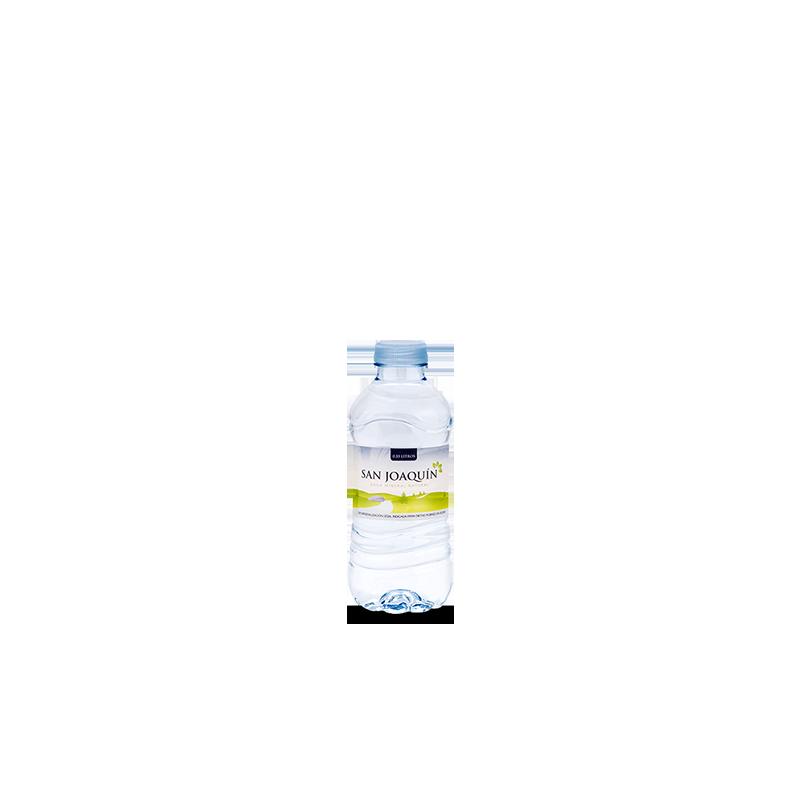 Agua san joaquin 33cl