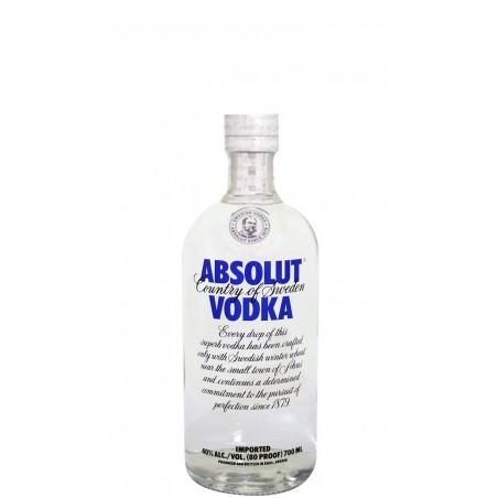 Vodka Absolut 0,70 cl. 40º