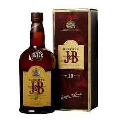 Whisky  J&B Reserva 15 Años