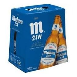 Mahou s/alcohol Iglu