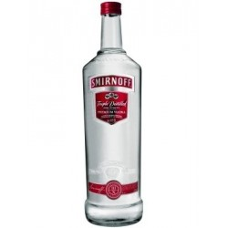 Vodka Smirnoff 1 Lt.