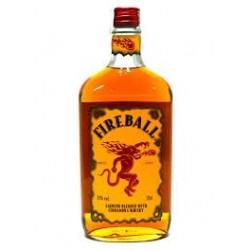 Fireball Whisky & Cinamon
