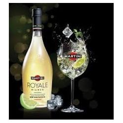 Martini Royale blanco