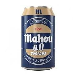 Botes Mahou Tostada 0.0%
