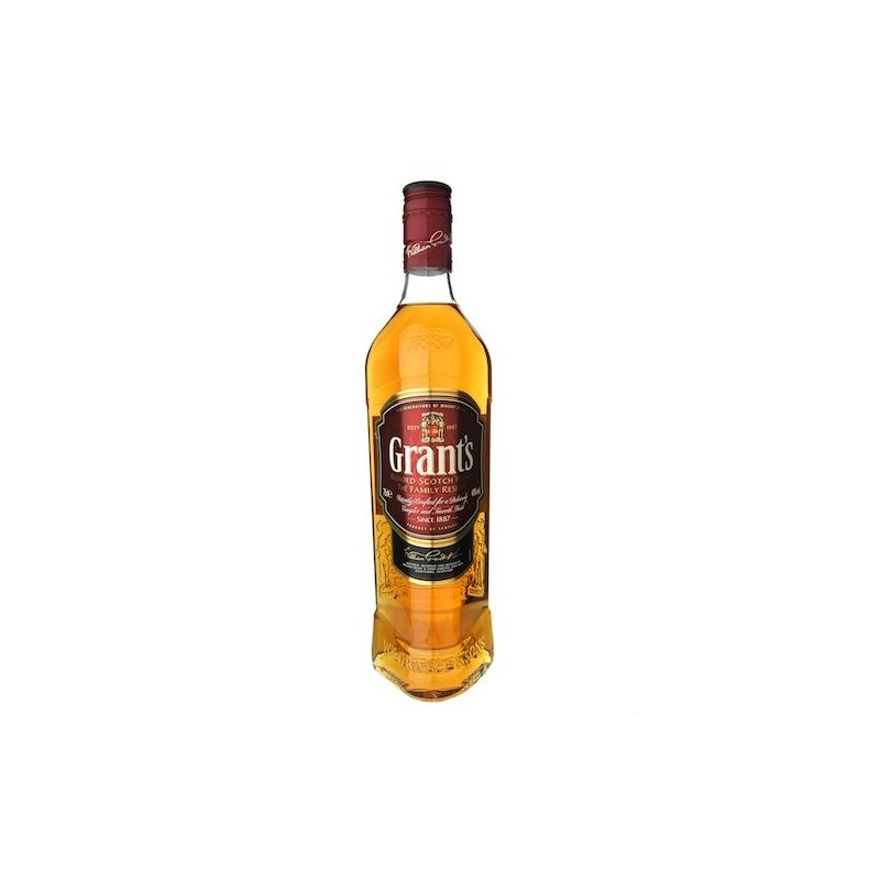 Whisky Grant's 5 Años 1 Lt.