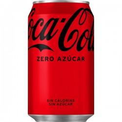 Botes Coca Cola Zero