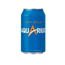Botes Aquarius Naranja...