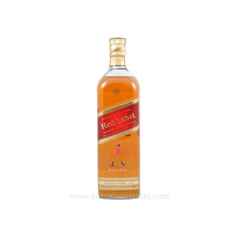 Whisky Johnnie Walker 1 Litro