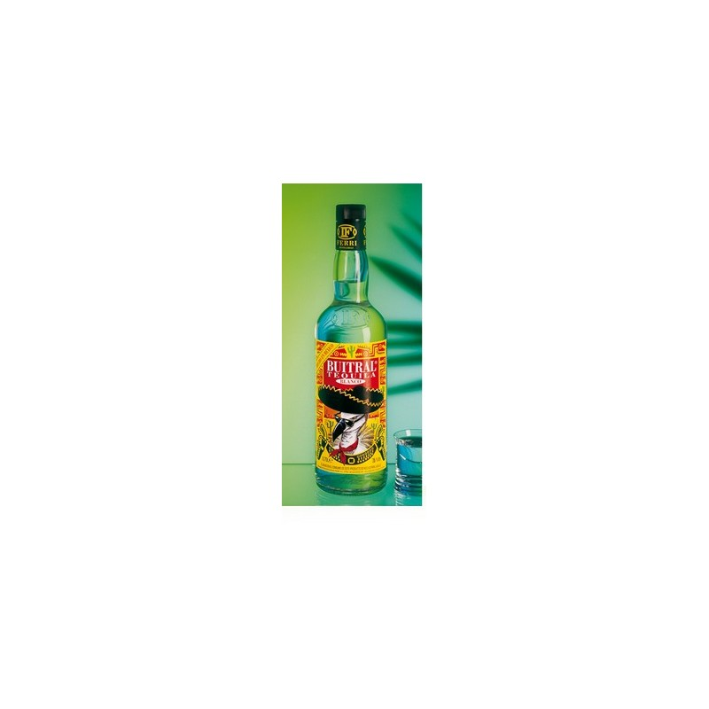 Tequila Buitral 0,70 cl.
