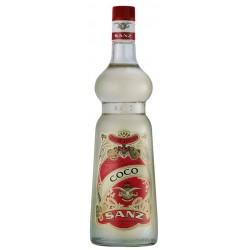 Jarabe Coco Sanz s/alcohol 1 Lt.