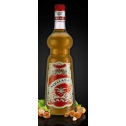 Jarabe Avellana Sanz s/alcohol 1 Lt.