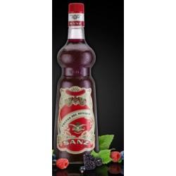 Jarabe Frutas del Bosque Sanz s/alcohol 1 Lt.