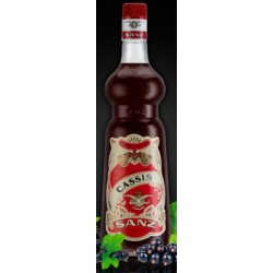 Jarabe Casis  Sanz s/alcohol 1 Lt.