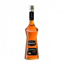 Jarabe Mandarina Sanz s/alcohol 0,70 cl