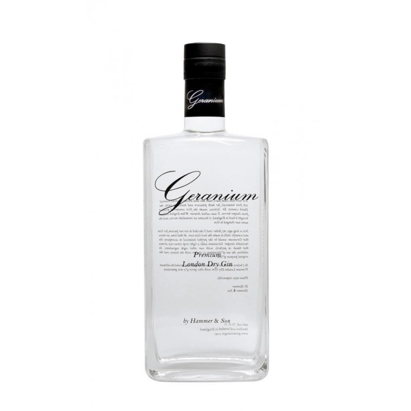 Ginebra Geranium  44º