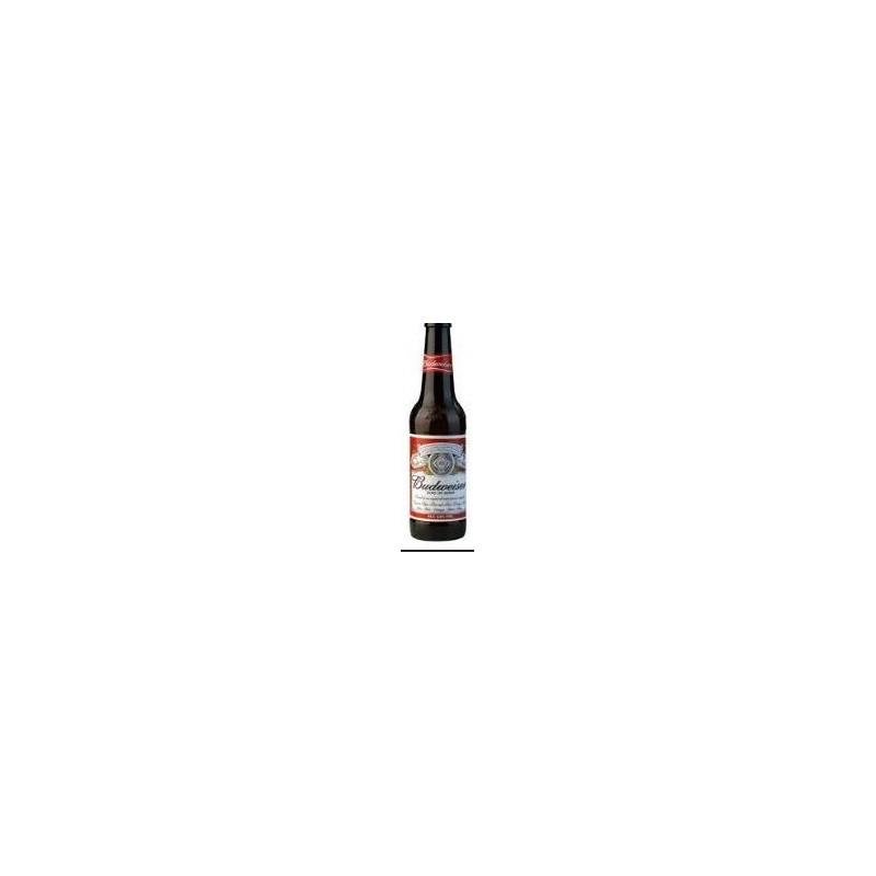 Budweiser 33 cl.