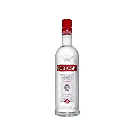 Vodka Sobiesky Blanco 37'5º