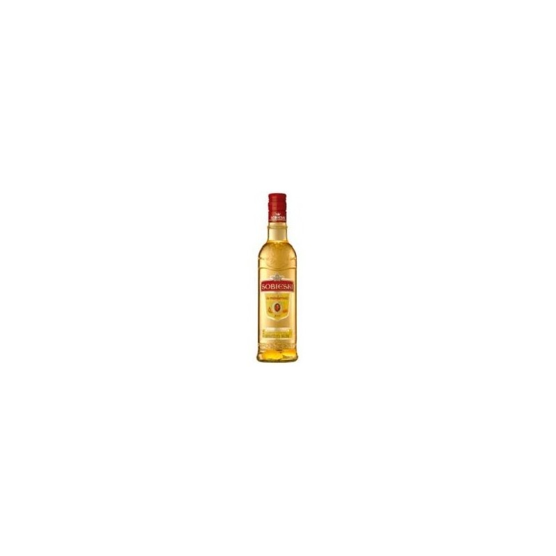 Vodka Sobieski Mandarina