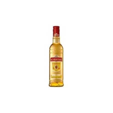 Vodka Sobieski Mandarina 0,70 cl. 37'5º