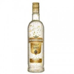 Vodka Sobieski Gold  37,5º