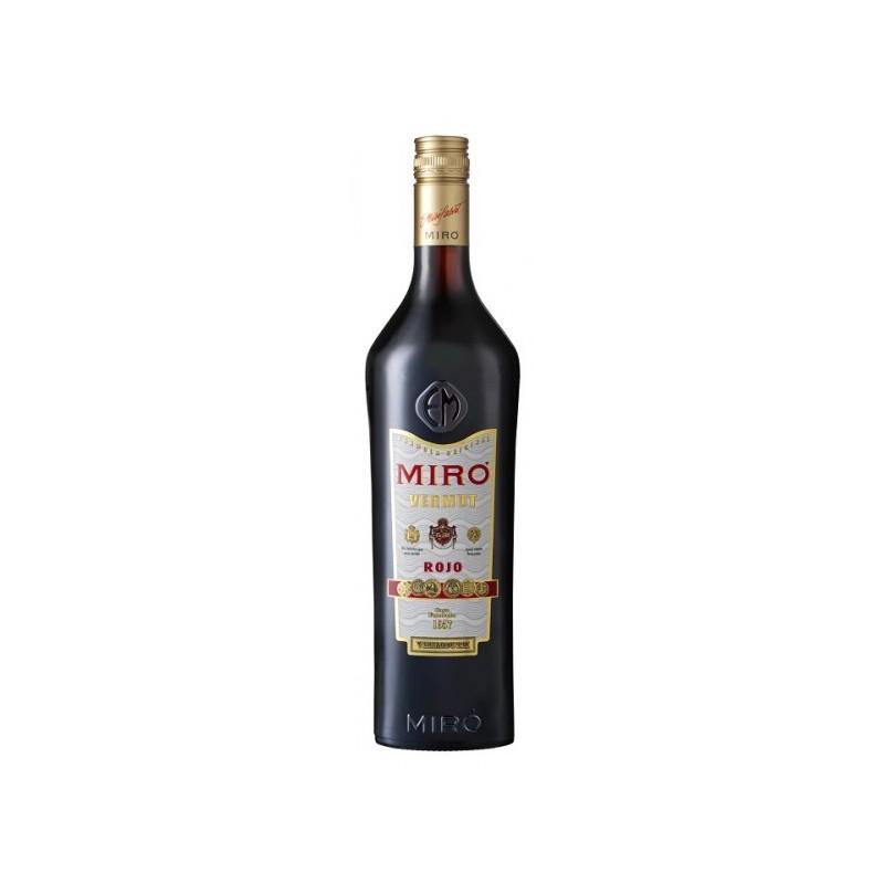 Vermouths Miro Rojo 1 Litro
