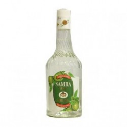 Licor de Manzana Samba S/ Alcohol 0,70 cl.