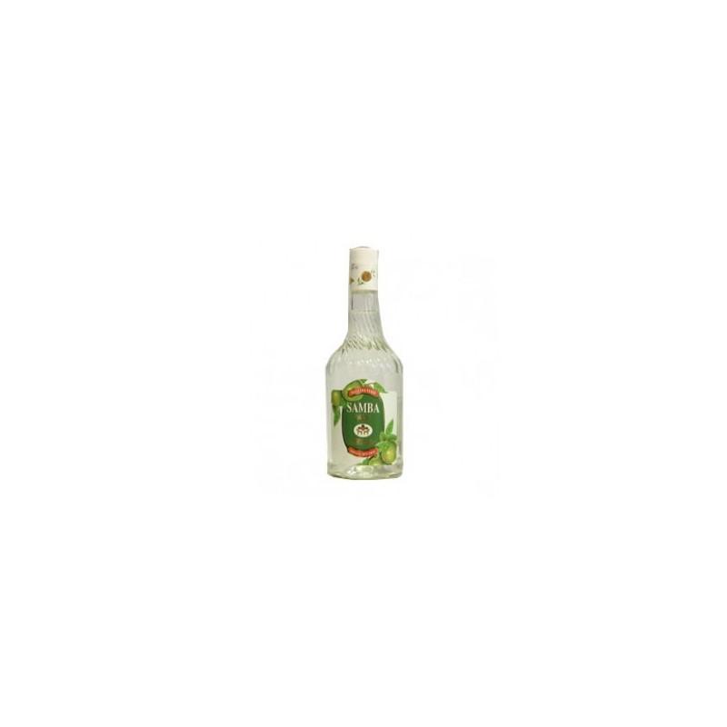 Licor de Manzana Samba S/ Alcohol 0,70 cl.