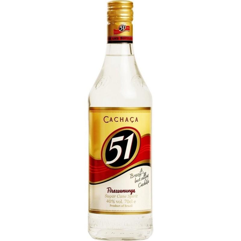 Cachaca 51 0,70 cl.