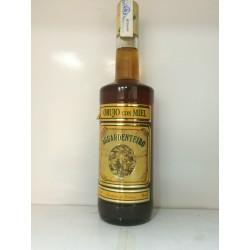 Orujo aguardenteiro miel 0,70