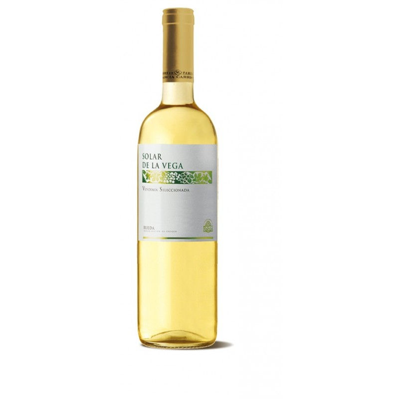 Vino Rueda Blanco Solar de la Vega