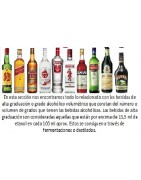 Licoreria Online. Venta de Licores y Destilados - Sector Hostelero
